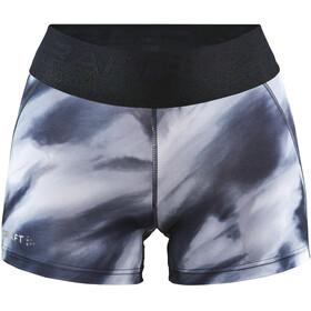 Craft Core Essence Hotpants Dames, white/multi